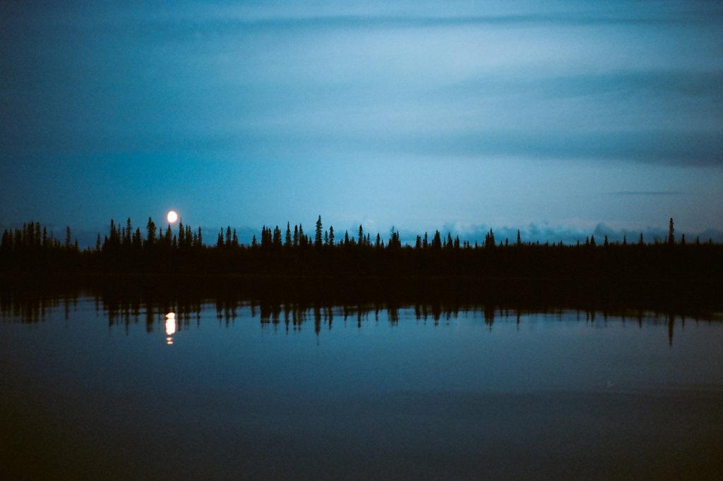 Полнолуние над Ловозером