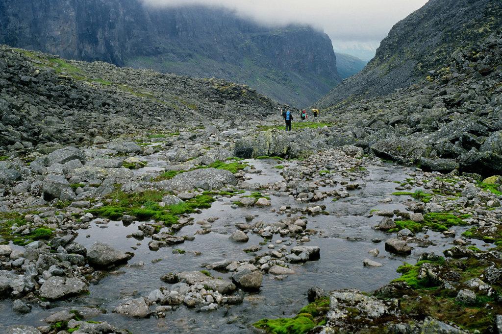 Долина ручья Чивруай