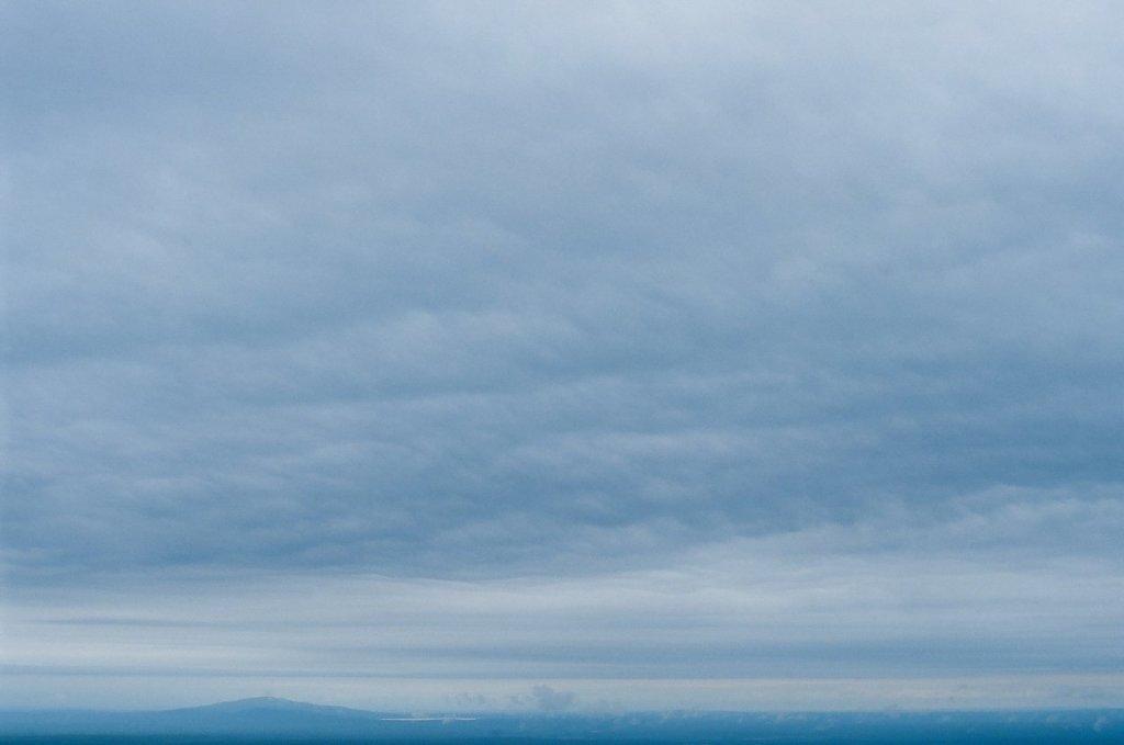 Небо над тайгой