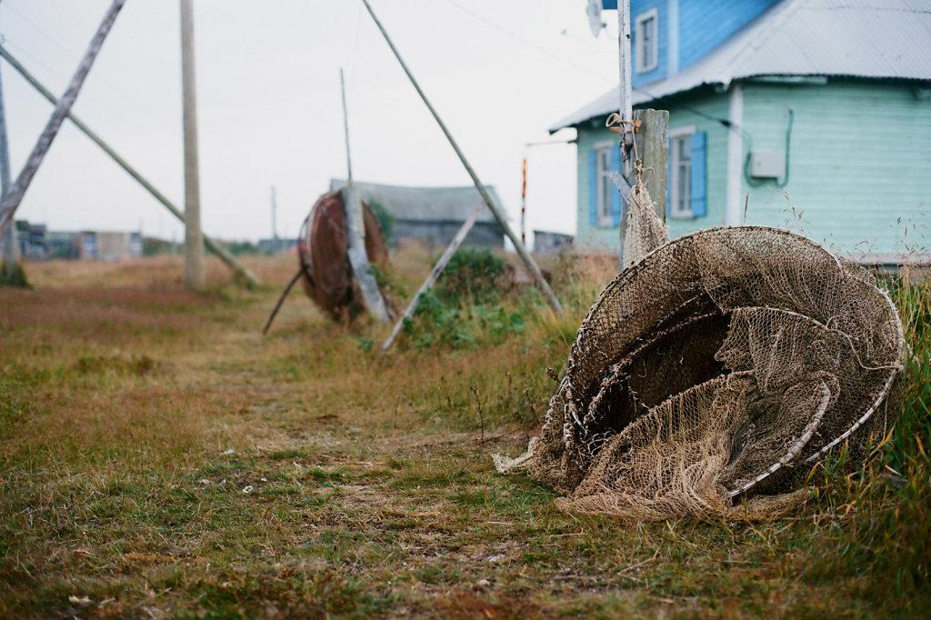 Снасти в деревне Пялица