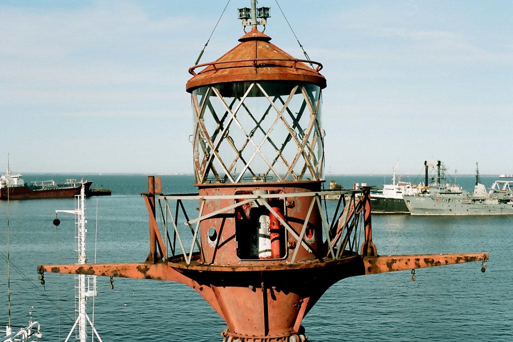 Ирбенский плавучий маяк   Irbensky lightship