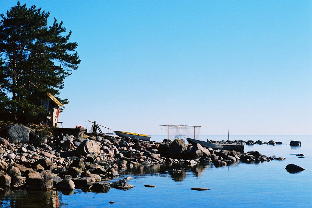 Острова Прангли и Кокшер (маяк Кери)